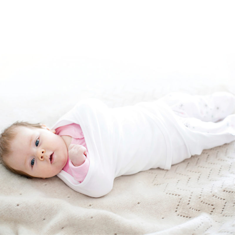 Cuddlegrow Swaddle with legs