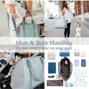 Charmaine Angel Blue & Cool Grey